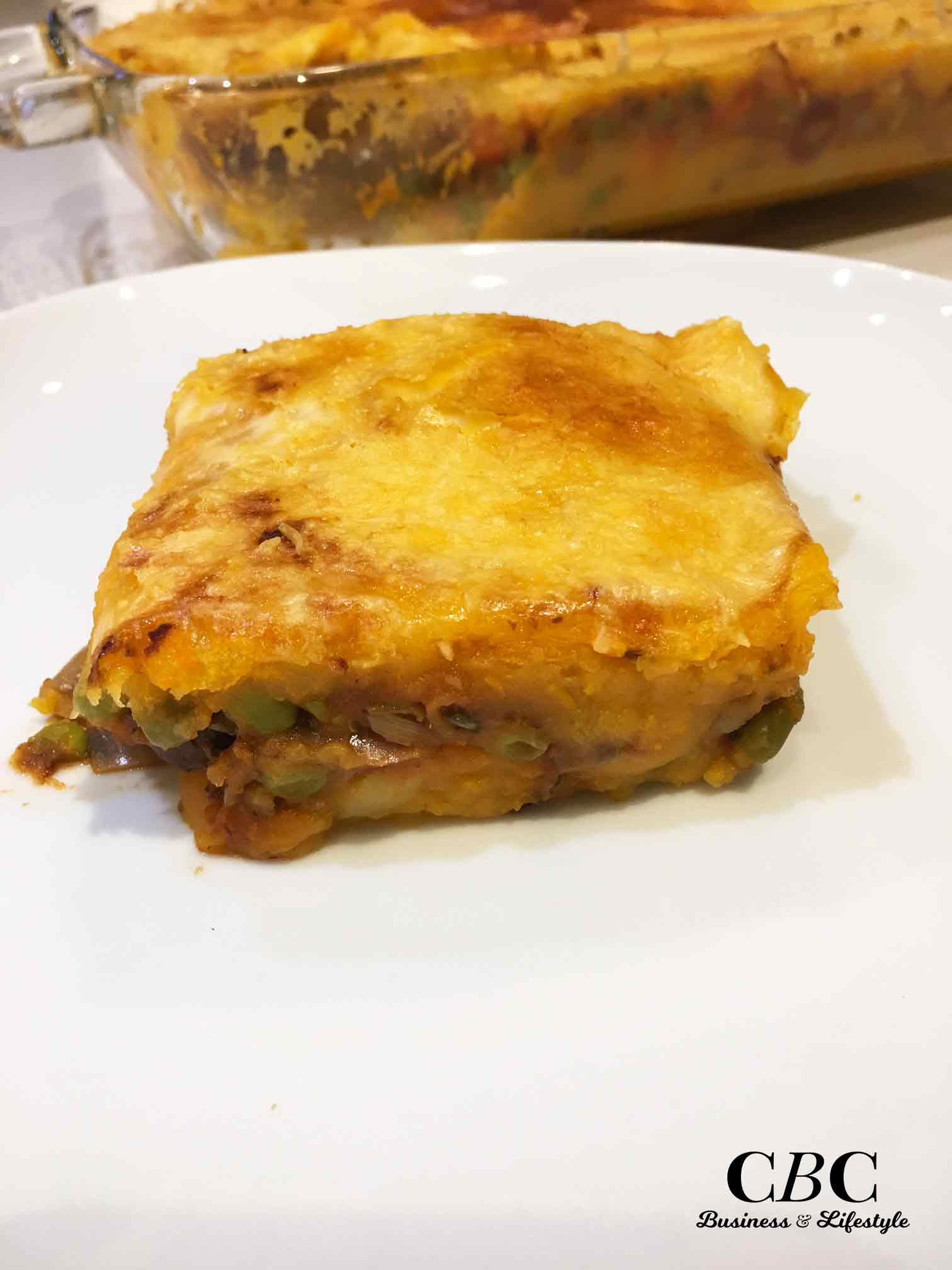 Vegetarian-Sheperd-Pie-Capucines-Business-Corner-Food