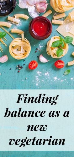 Finding Balance as a New Vegetarian Capucines-Business-Corner